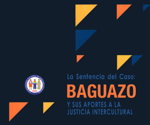 La sentencia del caso Baguazo
